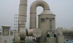 食品厂废气处理设备安装中应注意的问题分析