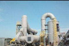 食品厂废气处理设备的工艺流程